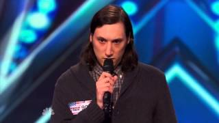 America's Got Talent S09E06 Darik Santos The Most Awkward Stand-up Comedian
