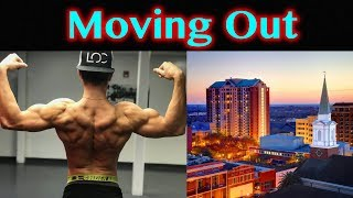 BACK TO DEADLIFTS | IM MOVING (not clickbait)