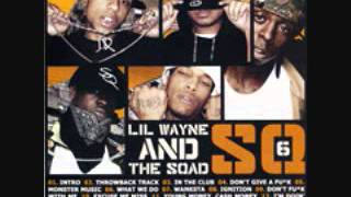 Lil Wayne ft Sqad Up - Don