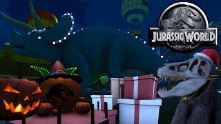 Jurassic Explorer Season 2 Feiertage im Jurassic World!!! | LP Deutsch
