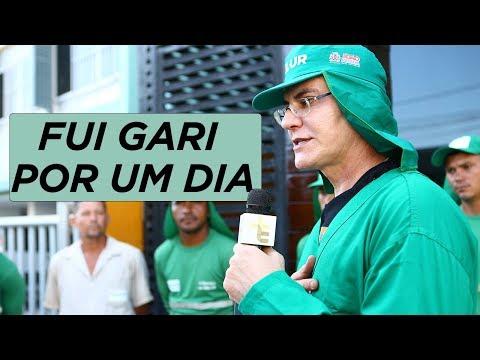 FUI GARI POR UM DIA | #PadreGari