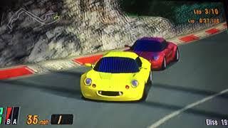Gran Turismo 3 A-Spec Elise 190, The Lotus Elise Colors Races, Cote D Azur  Part 1/2