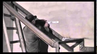 Часть 3  Делаем лестницу своими руками(Как самому сделать деревянную винтовую правильную лестницу из дерева в доме своими руками на второй этаж...., 2014-04-27T19:35:27.000Z)