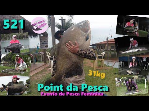 Point da Pesca - Outubro Rosa parte II - Fishingtur na TV 521