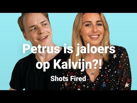 PETRUS en IRIS ENTHOVEN moeten aan het VRAGENVUUR geloven   Shots Fired