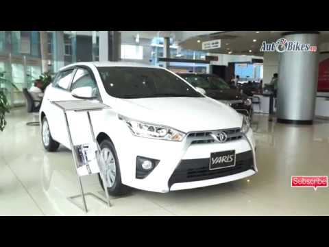 Giá các loại xe Toyota tháng 11/2017. Giảm giá cao nhất 50 triệu