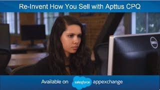 Apttus CPQ (Configure Price Quote)