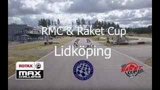 RMC &  Raket Cup Lidköping  2017