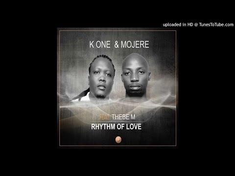 K One & Mojere feat. Thebe M - Rhythm Of Love (Original Mix)