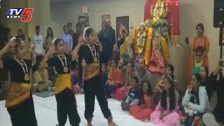 Telugu NRIs Celebrate Ayyappa Padi Pooja in Atlanta, USA | TV5 News