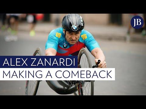 Alex Zanardi - Making a comeback