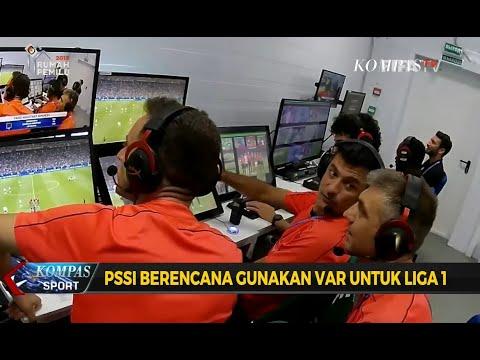 PSSI: VAR Kemungkinan Baru Bisa untuk Liga 1 2021
