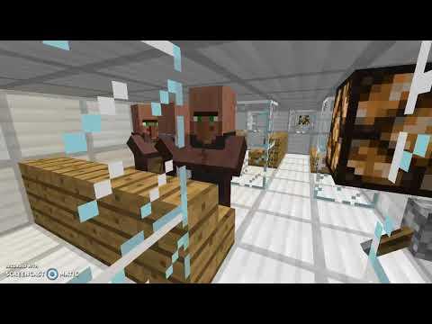 Minecraft Ferries Spirit of Mine City