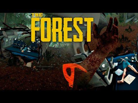 THE FOREST ВЫЖИВАЕМ В КООП НА ВЫСОКОЙ СЛОЖНОСТИ