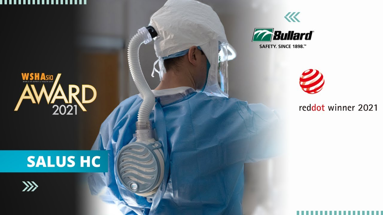 Download Bullard Salus HC | A Powered Air-Purifying Respirator (PAPR) for Healthcare Workers