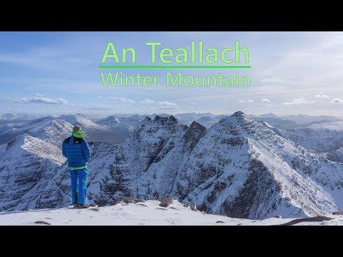 A View to An Teallach