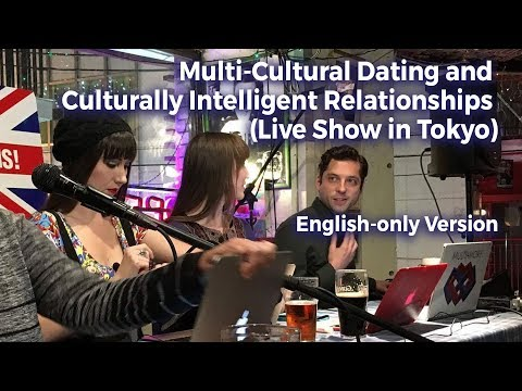 144b - Multi-Cultural Dating and Culturally Intelligent Relationships (Live) - no Interpreter