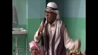 مشهد العرس في مسرحية بسنا فلوس ((  دور الشايب ))