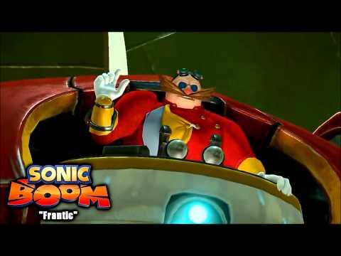 Lyrics-on-the-Go: Frantic (from Sonic Boom game trailer)