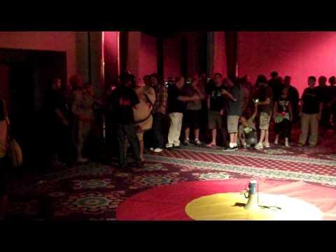 Freakshow 2009 Defcon 17 Sumo Wrestling