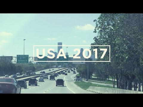 ONE TRIP | ROAD TRIP USA 2017