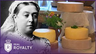 Queen Victoria's Incredibly Complicated Pheasant Pie   Royal Upstairs Downstairs   Real Royalty