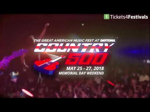 2018 Country 500 Line Up Announced