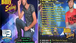Billy Saboy CD 2017 Completo