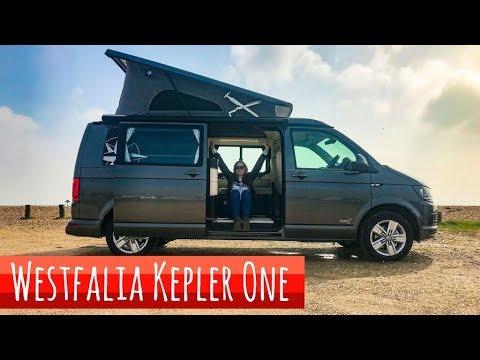 VW Camper Tour - Westfalia Kepler One