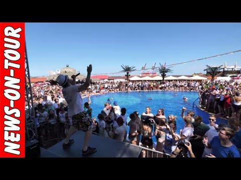 Ole Ohne Kohle (4k) Was Auf Malle War | MegaPark Bulgarien #BulleALARM Bulle Opening 2018 Goldstrand