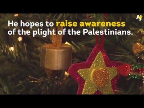 AJ+ Video: Tear Gas Ornaments from Bethlehem