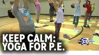 Yoga offered as PE alternative