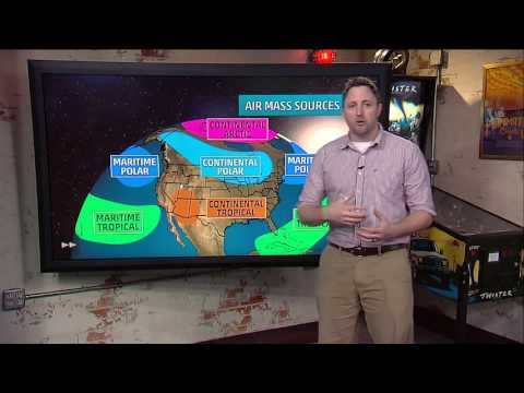 All about Air Masses