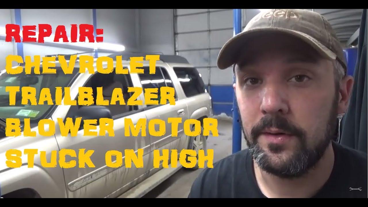 trailblazer fuse box under back seat [ 1280 x 720 Pixel ]