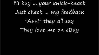 Ebay With Lyrics