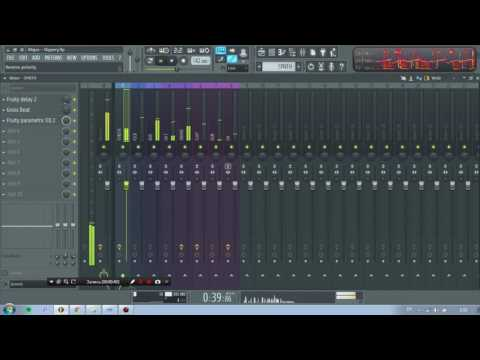 Migos - Slippery (Feat.Gucci Mane) FL Studio Remake