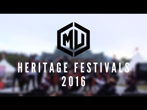 [APRICITYxMUDC] Annual Heritage Festival K-Pop Performance 2016 (Remastered)
