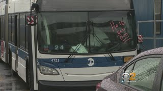 MTA Buses Infested With Bed Bugs