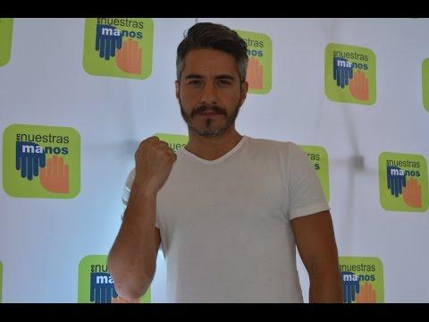 El actor Moisés Arizmendi en exclusiva