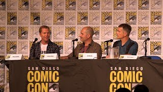 Official Call of Duty®: WWII Nazi Zombies Reveal Panel - San Diego Comic-Con 2017