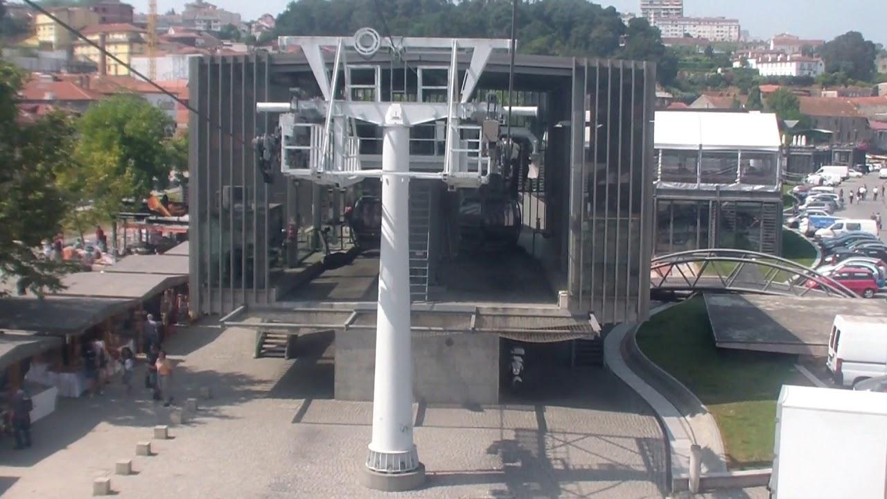 Teleferico do Gaia - Porto - Cable Cars