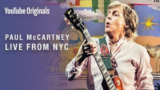 EgyptStation calling! Paul McCartney performs an historic set live ...