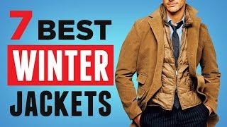 Best Winter Jackets For Men | Stay Warm & Stylish In Cold Weather | RMRS Style Videos