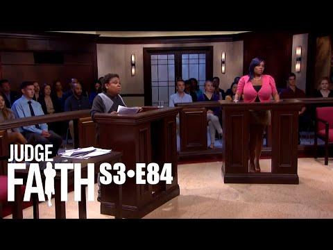 Judge Faith  Lyin' King; Buyer on the Run Season 3: Episode 84