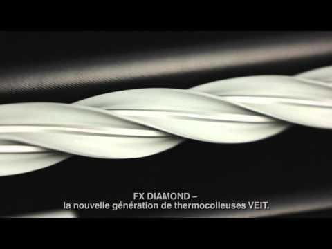 TRANSITIC - VEIT FX Diamond - La thermocolleuse nouvelle génération!