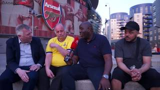 Wenger's Going But Who'll Replace Him?   All Guns Blazing Special Ft Claude, Troopz & John Cross