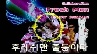 "[Fresh Men] - A-Shiver, Double.d2k ""욕이씀"""
