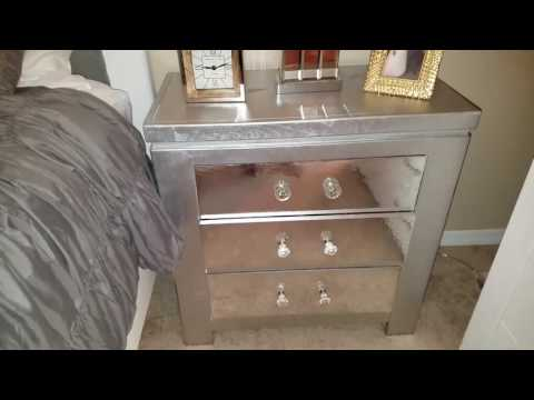 Dresser Makeover/ Before Pictures At The End