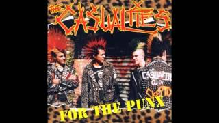 The Casualties - City Life + Riot