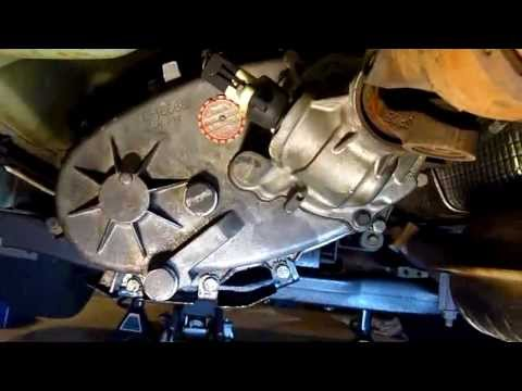 1997 Jeep Grand Cherokee Transmission Output Seal Leak